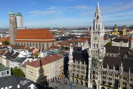 München Altstatdt